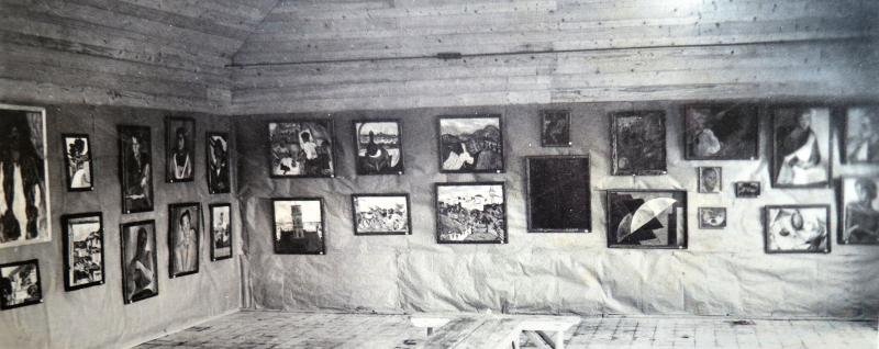 """Modern Artists"" Exhibition 1926"